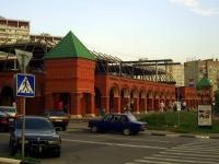 捷尔任斯基, Lenin st, 房屋 20А. 多功能建筑