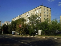 neighbour house: st. Lenin, house 24. Apartment house