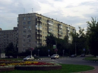 Dzerzhinsky, Lenin st, house 24. Apartment house