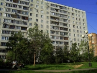Dzerzhinsky, Lenin st, house 27. Apartment house