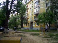 Dzerzhinsky, Shama st, house 2. Apartment house