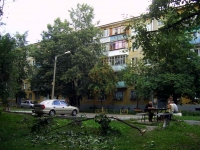 Dzerzhinsky, Shama st, house 3. Apartment house