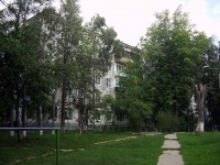 Dzerzhinsky, Shama st, house 5. Apartment house