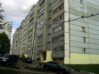 Dzerzhinsky, Shama st, house 8. Apartment house