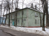 Dzerzhinsky, Stroiteley st, house 4. Apartment house