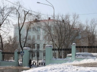 neighbour house: st. Sportivnaya, house 1А. school №1