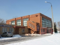 neighbour house: st. Sportivnaya, house 3А. sports school