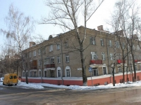 Dzerzhinsky, Sportivnaya st, house 3. Apartment house
