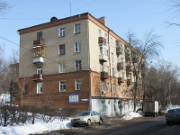 neighbour house: st. Sportivnaya, house 4. Apartment house