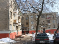 neighbour house: st. Sportivnaya, house 7. Apartment house