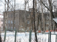 Dzerzhinsky, Sportivnaya st, house 9. Apartment house