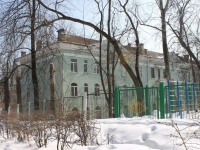 neighbour house: st. Sportivnaya, house 11. Apartment house