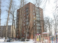 Dzerzhinsky, Sportivnaya st, house 19. Apartment house