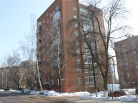 Dzerzhinsky, Sportivnaya st, house 20. Apartment house