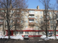Dzerzhinsky, Dzerzhinskaya st, house 11. Apartment house