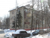 Dzerzhinsky, Dzerzhinskaya st, house 12. Apartment house