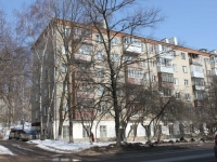 Dzerzhinsky, Dzerzhinskaya st, house 13. Apartment house