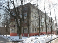 Dzerzhinsky, Dzerzhinskaya st, house 14. Apartment house