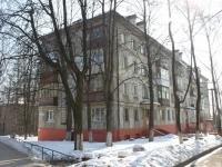 Dzerzhinsky, st Dzerzhinskaya, house 14. Apartment house