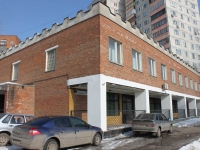 neighbour house: st. Dzerzhinskaya, house 17А. office building