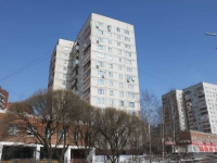 neighbour house: st. Dzerzhinskaya, house 17. Apartment house