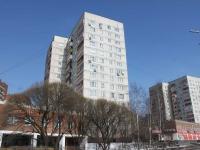 Dzerzhinsky, st Dzerzhinskaya, house 17. Apartment house