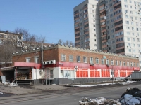 neighbour house: st. Dzerzhinskaya, house 19А. community center