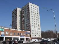 Dzerzhinsky, st Dzerzhinskaya, house 21. Apartment house
