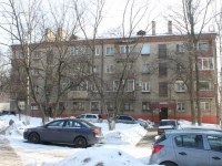 Dzerzhinsky, Dzerzhinskaya st, house 24. Apartment house