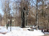 Dzerzhinsky, st Dzerzhinskaya. monument
