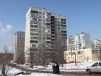 Dzerzhinsky, st Tomilinskaya, house 11. Apartment house