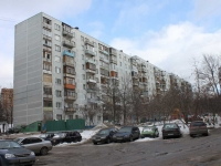 neighbour house: st. Tomilinskaya, house 18. Apartment house