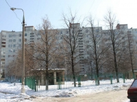 Dzerzhinsky, Tomilinskaya st, house 18. Apartment house