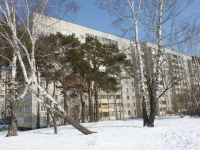 Dzerzhinsky, st Tomilinskaya, house 21. Apartment house