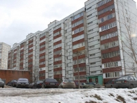 neighbour house: st. Tomilinskaya, house 27. Apartment house