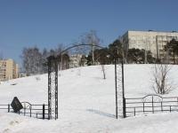 Dzerzhinsky, Tomilinskaya st, park