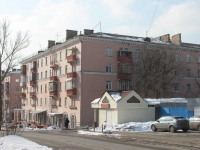 Dzerzhinsky, Akdemik Zhukov st, house 34. Apartment house