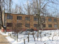 neighbour house: st. Bondarev, house 11. Apartment house