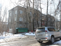 neighbour house: st. Bondarev, house 23. Apartment house
