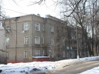 neighbour house: st. Bondarev, house 24. Apartment house