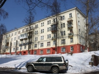 neighbour house: st. Bondarev, house 25. Apartment house