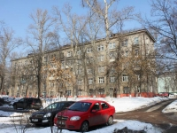 neighbour house: st. Bondarev, house 26. Apartment house