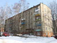neighbour house: st. Bondarev, house 27. Apartment house