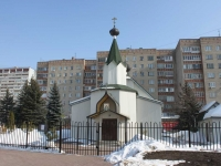 捷尔任斯基, 寺庙 МАКАРИЯ НЕВСКОГО, МИТРОПОЛИТА АЛТАЙСКОГО , Dmitry Donskoy square, 房屋 6А с.1