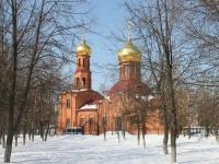 捷尔任斯基, 寺庙 ДИМИТРИЯ ДОНСКОГО, Dmitry Donskoy square, 房屋 14