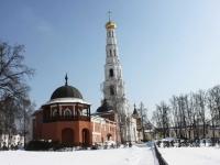 neighbour house: sq. Svyatitel Nikolay, house 1 к.13. temple УСЕКНОВЕНИЯ ГЛАВЫ ИОАННА ПРЕДТЕЧИ
