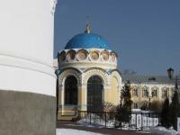neighbour house: sq. Svyatitel Nikolay, house 1 к.4. chapel ЯВЛЕНИЯ ОБРАЗА НИКОЛАЯ ЧУДОТВОРЦА