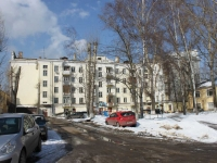 neighbour house: sq. Svyatitel Nikolay, house 4. Apartment house