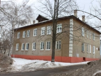 Dzerzhinsky, Zelenaya st, house 1. Apartment house