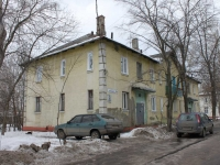 neighbour house: st. Zelenaya, house 4. Apartment house